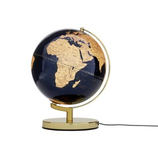 globe terrestre NIGHT