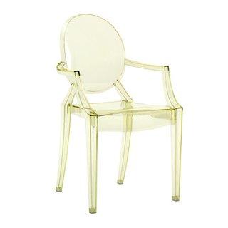 chaise de salle à manger LOUIS GHOST
