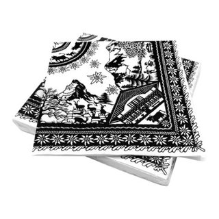 serviettes en papier SWISS TRADITION