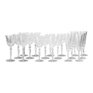 set de verres PALAIS