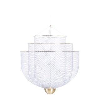 lampada a sospensione MESHMATICS