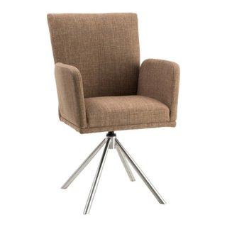 chaise à accoudoirs Collina