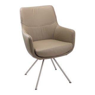 chaise à accoudoirs BRISTOL