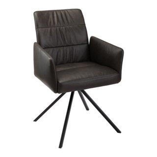 chaise à accoudoirs BIBANO