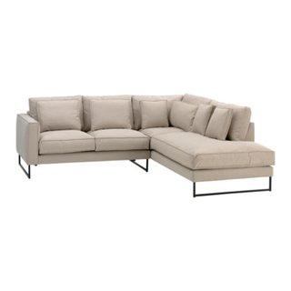 divano ad angolo ASHFORD