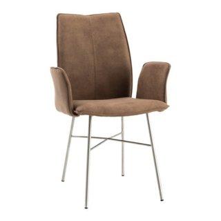 chaise à accoudoirs MIRA
