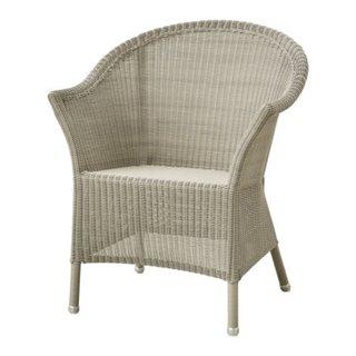 fauteuil de jardin Lansing