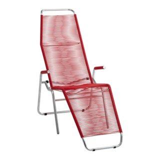 chaise longue de jardin BRISSAGO