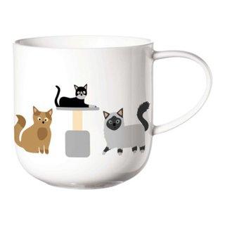 Henkelbecher COPPA CATS & DOGS