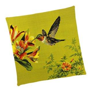 cuscino decorativo HUMMINGBIRDS