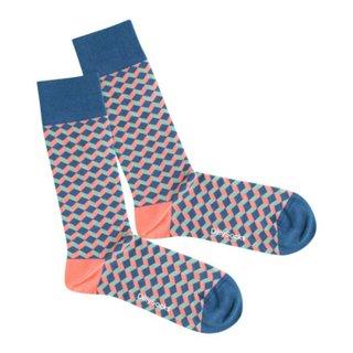 Socken AFTERGLOW DICE