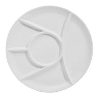 assiette à fondue ALVE