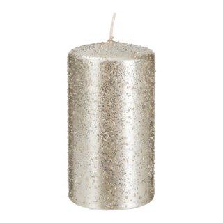 candela cilindrica Kristall