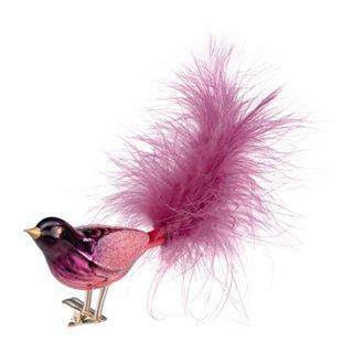 Weihnachtsschmuck Vogel VICTORIAN SPIRIT