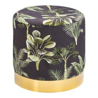 pouf décoratif JUNGLE
