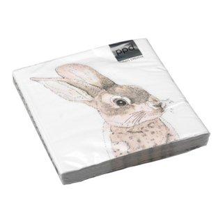 Papierserviette Rabbit