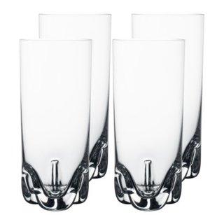 set di bicchiere da long drink TRIO