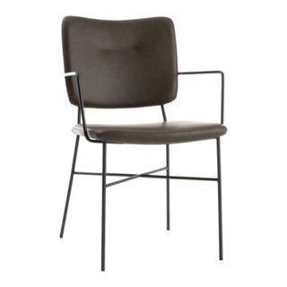 chaise à accoudoirs KIKO