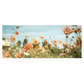 Glasbild FLOWER
