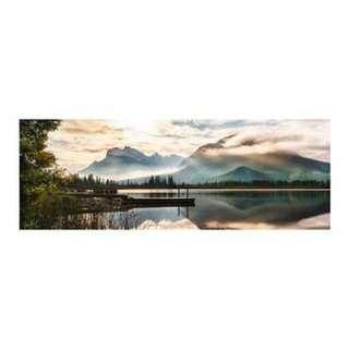 Glasbild NATURE