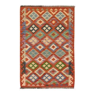 Kelim/Flachgewebe Afghan Kelim