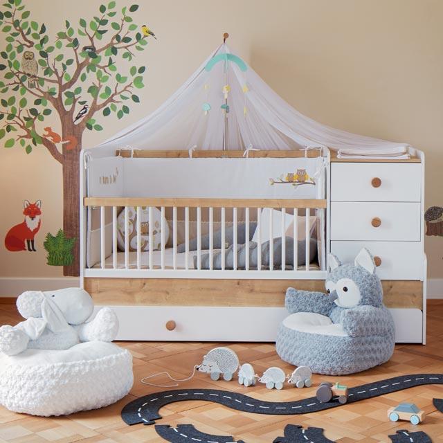 Babyzimmer und Kinderzimmer · Pfister