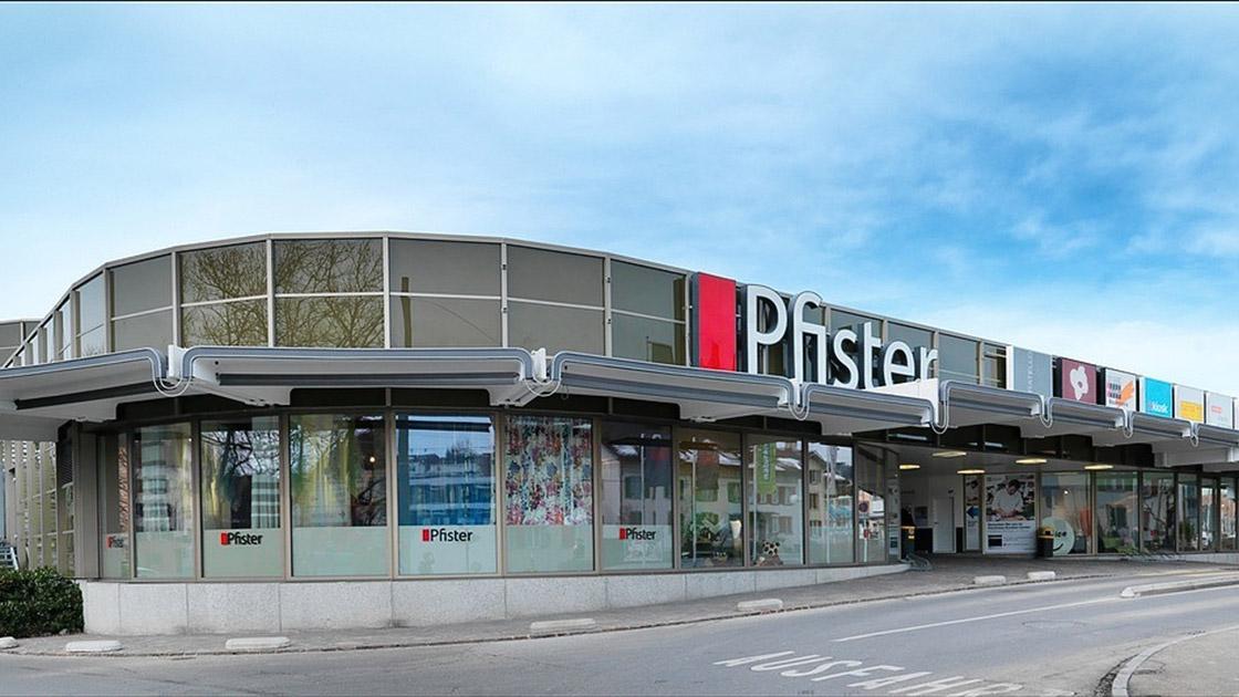 Filiale St Gallen Ihr Möbelhaus In St Gallen Pfister