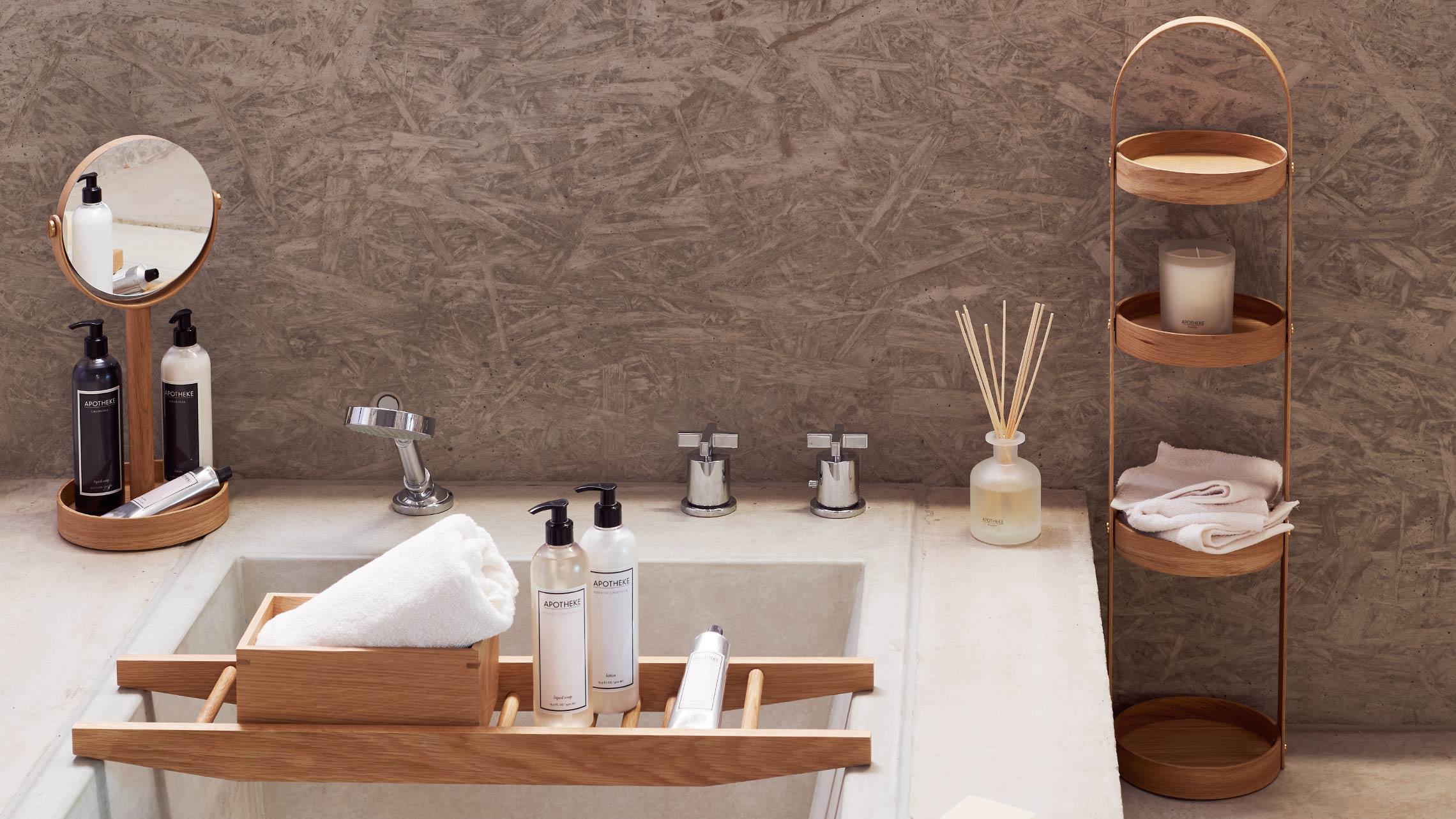 Accessoire Salle De Bain Bleu Nuit ~ produits bien tre pour le bain de chez pfister