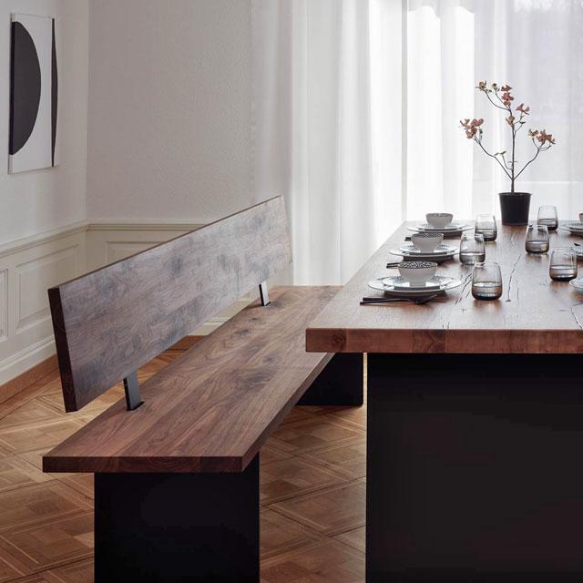 Mobili e accessori pieni di stile per la sala da pranzo · Pfister