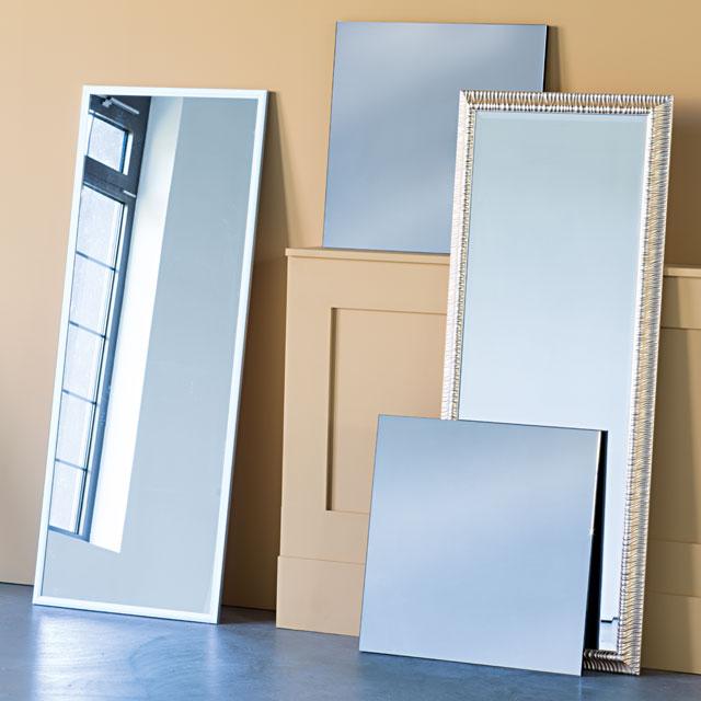 Realizziamo il vostro specchio su misura · Pfister