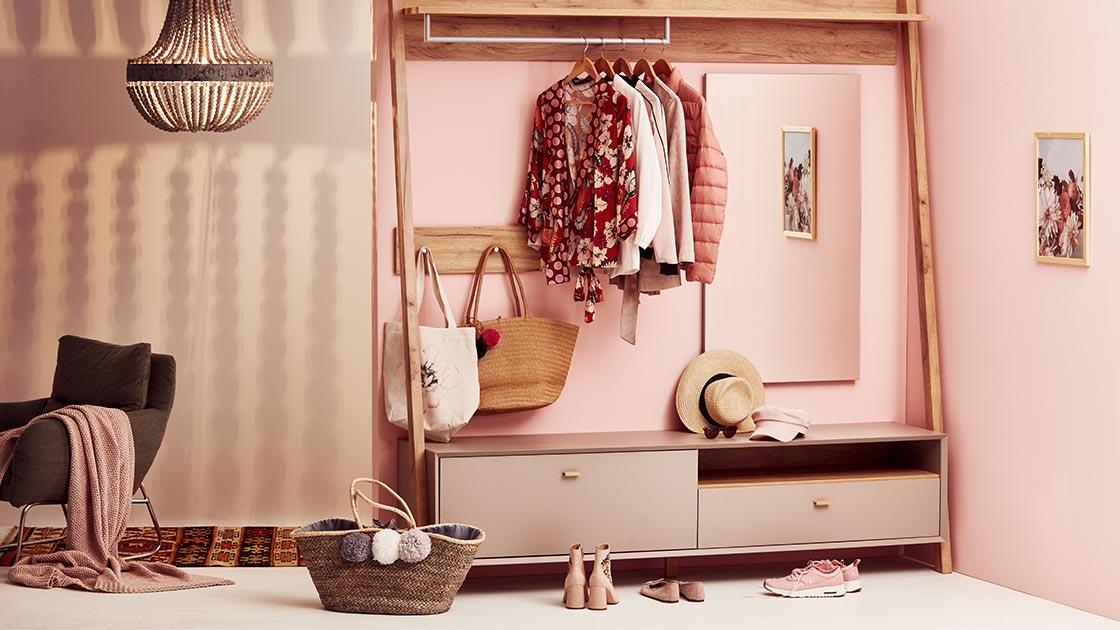 m bel f r entree und diele online kaufen pfister. Black Bedroom Furniture Sets. Home Design Ideas