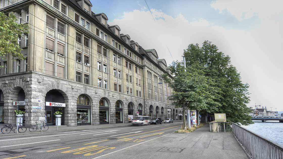 Filiale Zürich Walcheplatz Ihr Möbelhaus In Zürich Pfister