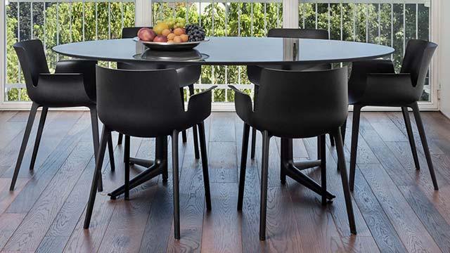 Sgabello Kartell Masters : Sceniclippe starck for kartell masters bar chair ghost stool white
