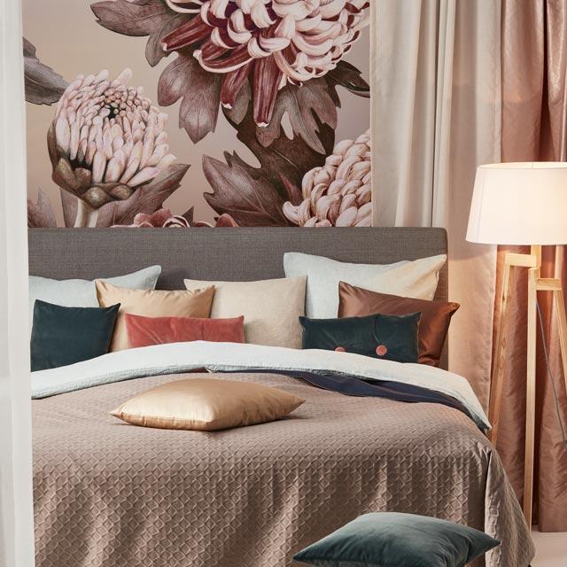 Schlafzimmer im klassischen Stil · Pfister