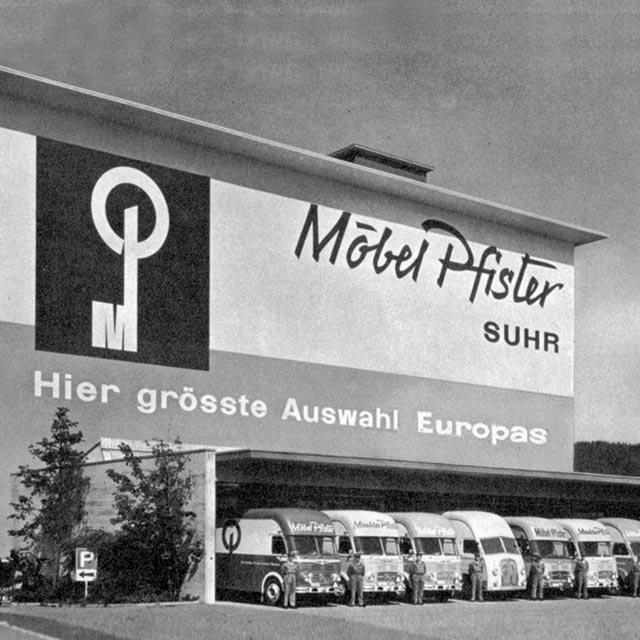 Meilensteine Der Firmengeschichte Von Pfister